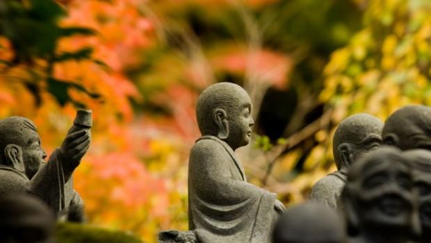 DaiŠó, historický japonský chrám.